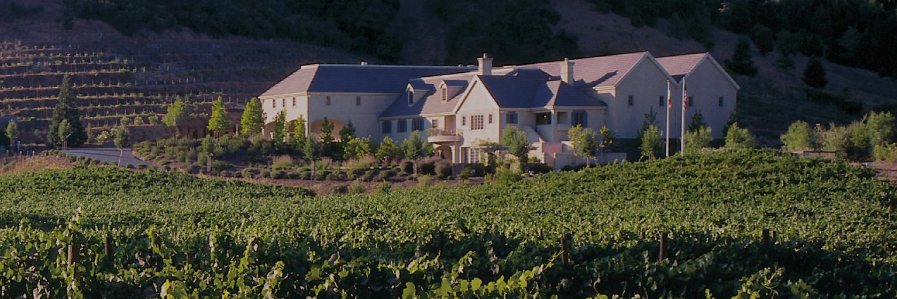 Hartford Family Winery nestled in the Russian River Valley