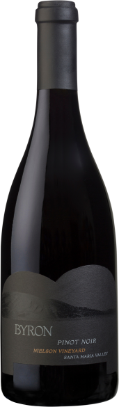 Byron Nielson Vineyard Pinot Noir wine bottle