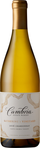 Cambria Katherine's Vineyard Chardonnay bottle