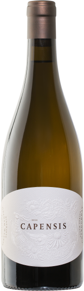 Capensis Chardonnay bottle