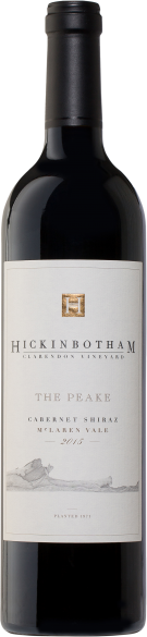 Hickinbotham The Peake Cabernet Shiraz bottle
