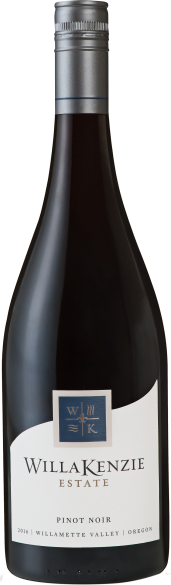 WillaKenzie Estate Pinot Noir